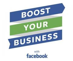 Grow Your Business By Facebook Advertising / Boosting: