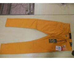 100% orginal Men's twill long pant 10000pcs