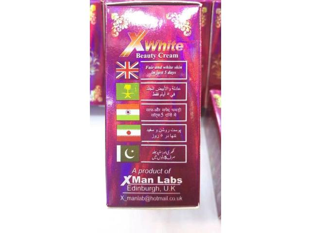 X- White Beauty Cream - 4/4