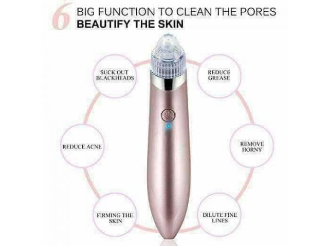 Beautiful Skin Care Electric Acne Pore Cleaner - 3/3