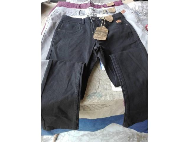 100% orginal Men's twill long pant-6500pic - 3/3