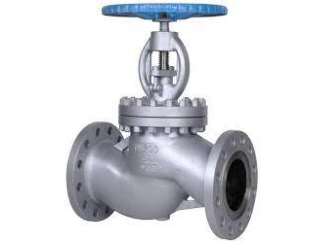 GLOBE VALVES IN KOLKATA - 1/1